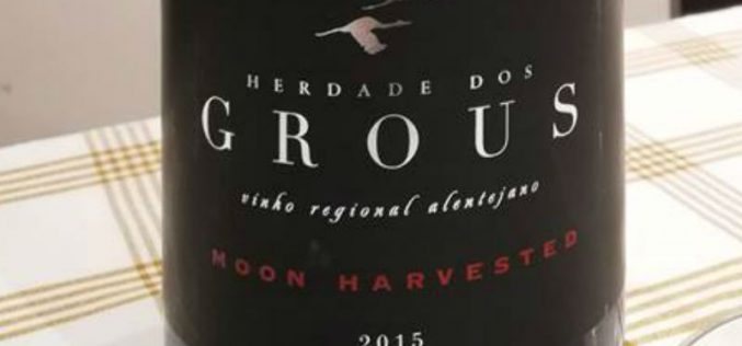 "Herdade dos Grous ""Moon Harvested"" Tinto 2015"