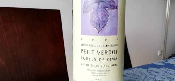 Cortes de Cima Petit Verdot 2009