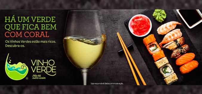 Acabou o tempo das gasosas…o Vinho Verde está em altas.