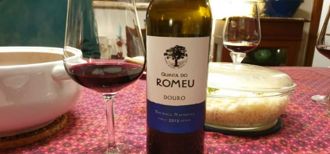 Quinta do Romeu Touriga Nacional 2015