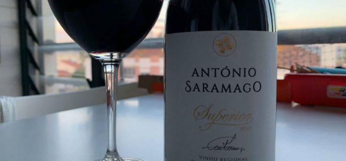 "António Saramago ""Superior"" Tinto 2013"