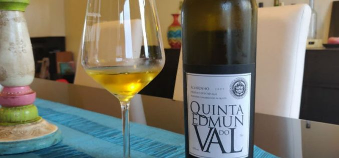 Quinta do Edmun do Val Reserva Branco 2009