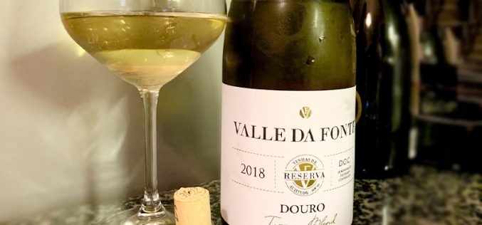 Valle da Fonte Reserva Branco 2018 (terroir blend)