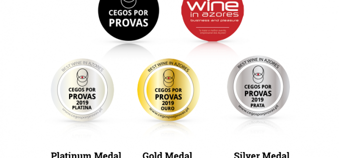Best Wine in Azores 2019 – BWiA Medalhados