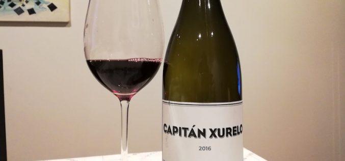 Capitán Xurelo 2016