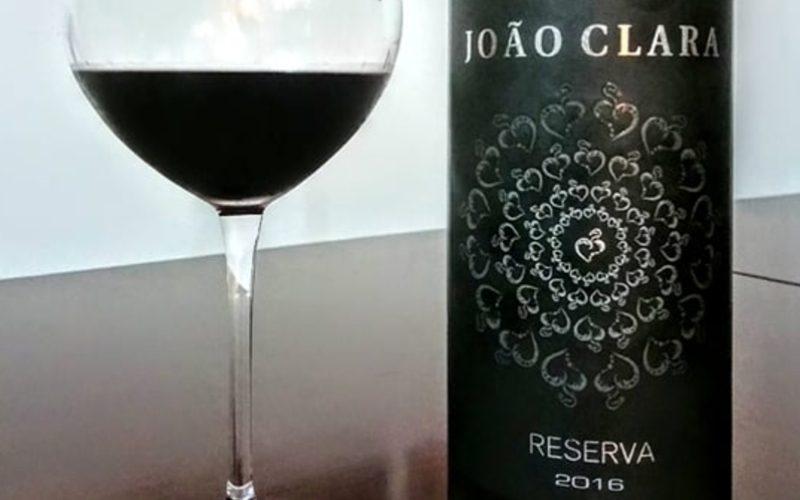 João Clara Reserva Tinto 2016