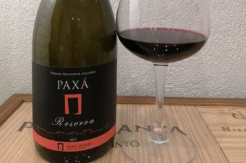 Paxá Reserva Tinto 2017