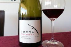 Toroa Pinot Noir 2014