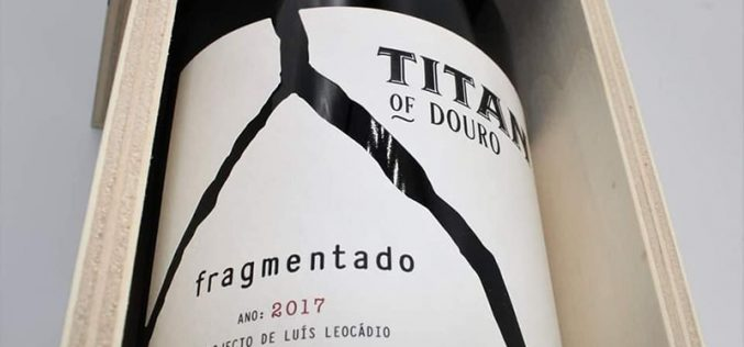 TITAN OF DOURO . FRAGMENTADO
