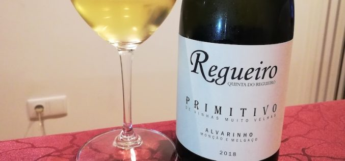 Quinta do Regueiro Primitivo 2018