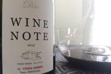 Vinha de Reis – Wine Note – Tinto 2015