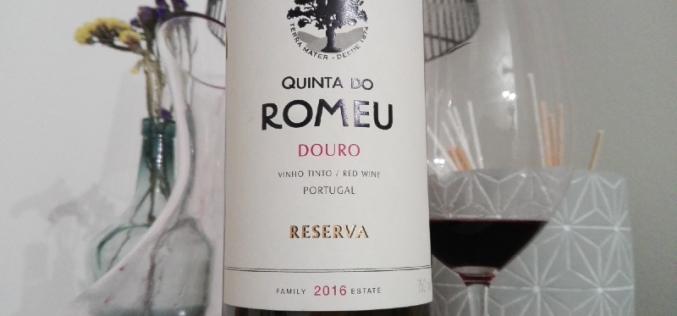 Quinta do Romeu Reserva Tinto 2016