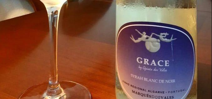 Algarve no Copo #10 – Quinta dos Vales – Syrah Blanc de Noir 2019