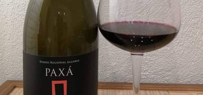 Algarve no Copo #1 – Paxá Reserva 2017