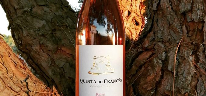 Algarve no Copo #17 – Quinta do Francês Rosé 2018