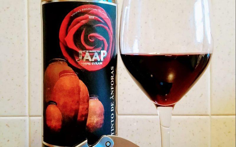 Algarve no Copo #34 – Jaap Tinto de Ânforas 2018