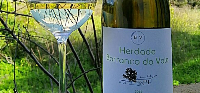 Algarve no Copo #35 – Herdade Barranco do Vale Chardonnay 2019
