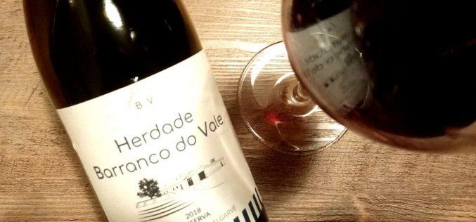 Algarve no Copo #38 – Herdade Barranco do Vale Aragonez Reserva 2018